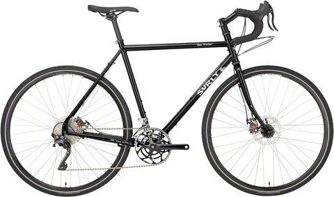 Surly Disc Trucker Bike 62cm 700 Black