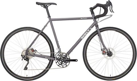 Surly Disc Trucker Bike 56cm 700 Gray