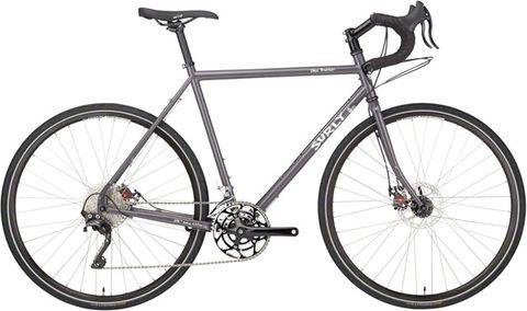 Surly Disc Trucker Bike 60cm 700 Gray