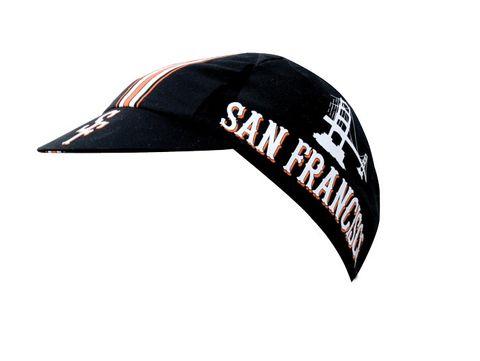 Soma San Francisco Cycling Cap Black