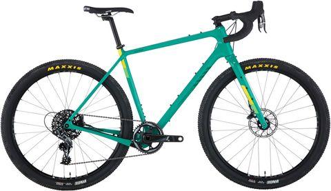 Salsa Warbird Force 650b Bike 575cm Gren