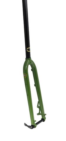 Soma Fork Wolverine Thru-Axle V.2 Green