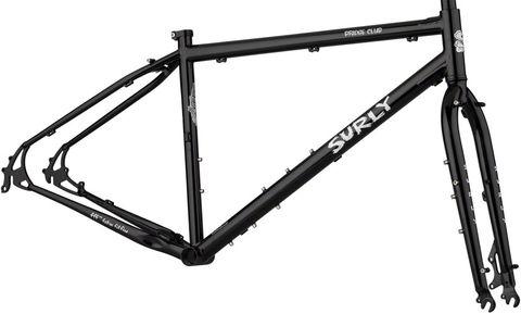 Surly Bridge Club Frameset XL Black