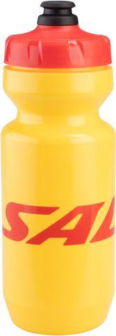 Salsa Purist Water Bottle Yellow