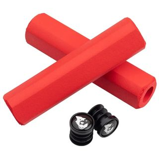 Wolf Tooth Fat Paw Cam Grips Red