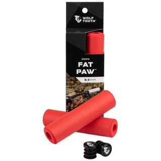 Wolf Tooth Fat Paw Grips Red