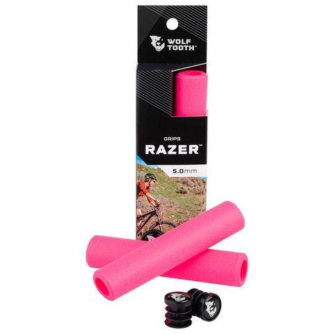 Wolf Tooth Razer Grips Pink