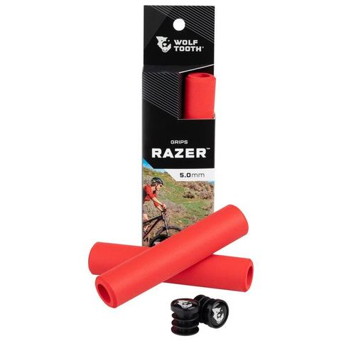 Wolf Tooth Razer Grips Red