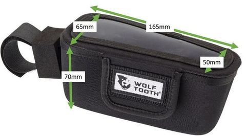 Wolf Tooth Barbag Left