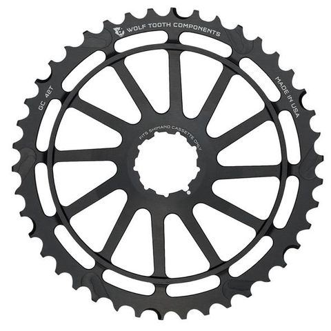 Wolf Tooth 42T GC Cog Shimano 10s