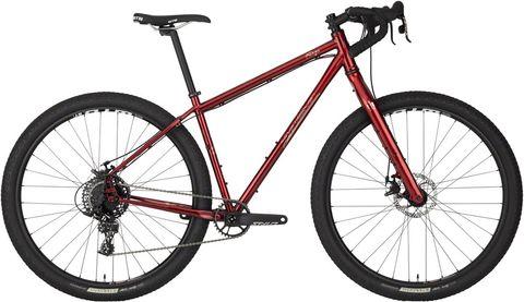Salsa Fargo Apex Bike XL Red