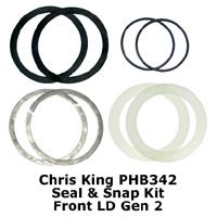 Chris King Seal Kit Front LD Gen2