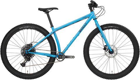 Surly Krampus Bike XL Blue