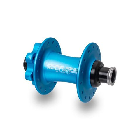 Chris King M/Turq 15mm Boost F Disc 32h