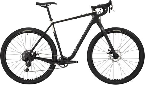 Salsa Cutthroat Apex 1 Bike Raw 58cm