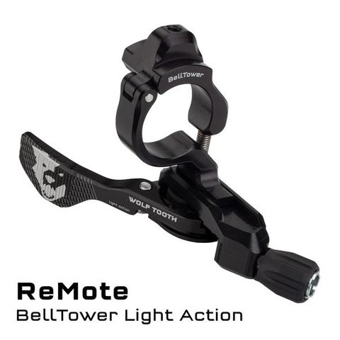 Wolf Tooth Remote Belltower Light Action