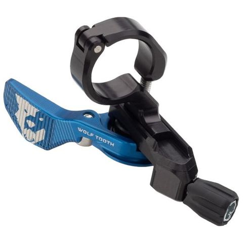 Wolf Tooth Remote Clamp Blue