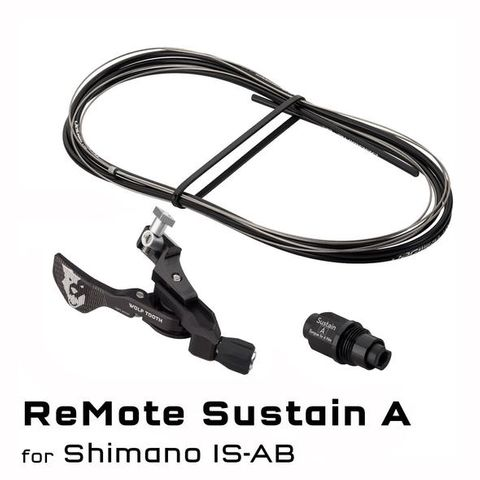 Wolf Tooth Remote SustainA RSHOX IS-AB