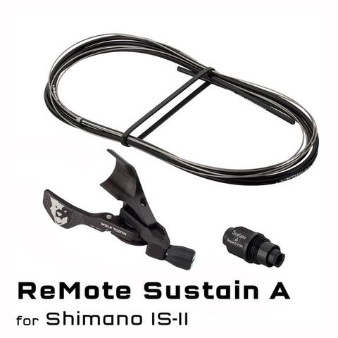 Wolf Tooth Remote SustainA RSHOX IS-II