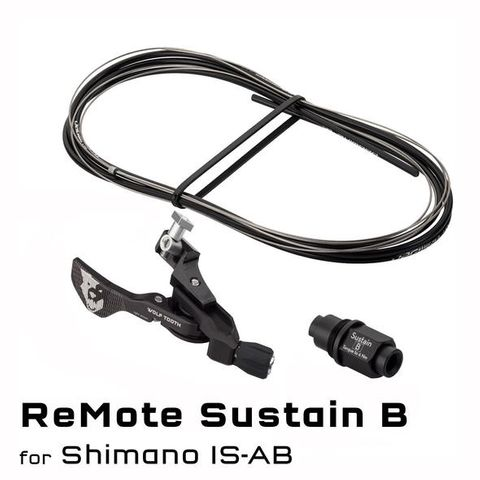 Wolf Tooth Remote SustainB RSHOX IS-AB