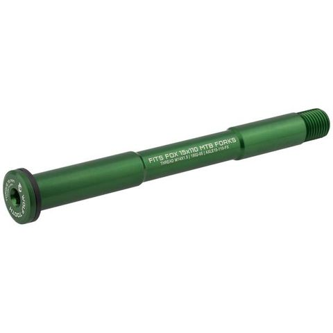 Wolf Tooth Axle Fox Forks 15x110 Green