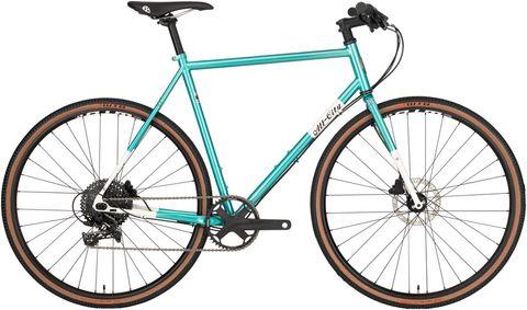 All-City Super Pro Bike Apex 55cm Teal