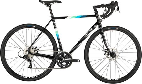 ALL CITY SPACEHORSE DISC COMPLETE BLACK
