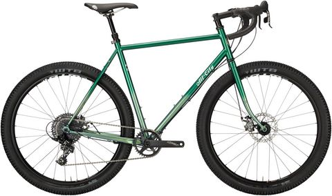 All-City Gorilla Monsoon Bike 61cm Green