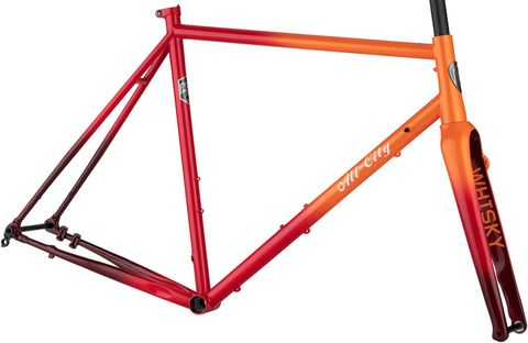 All-City Zig Zag Frame 55cm