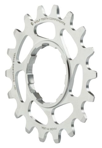 WOLF TOOTH STAINLESS STEEL SINGLE SPEED CASSETTE COG