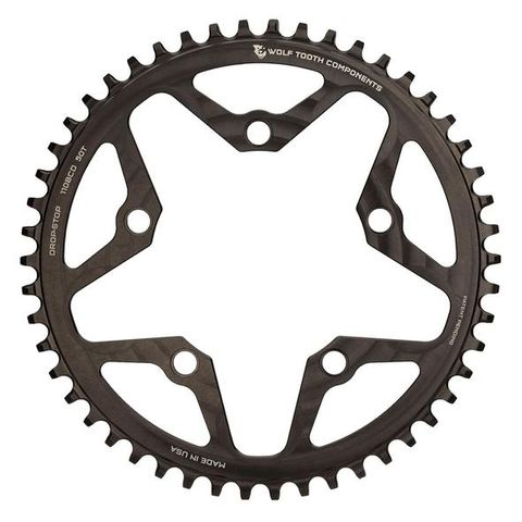 WOLF TOOTH GRAVEL/CX 110 FLATTOP CHAINRINGS
