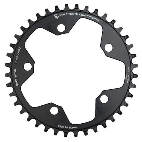 Wolf Tooth CX 110 40t Black FT