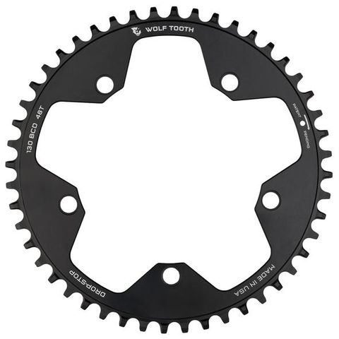 Wolf Tooth CX 130 46t Black FT