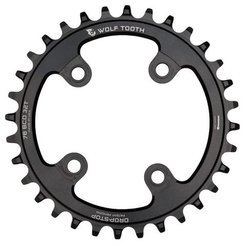 WOLF TOOTH 76 BCD CHAINRINGS