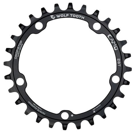 Wolf Tooth CAMO Aluminum Chainring 34t