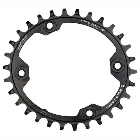 WOLF TOOTH 96 BCD XTR ELLIPTICAL CHAINRINGS