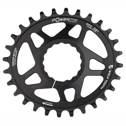 WOLF TOOTH ELLIPTICAL RACE FACE CINCH DIRECT MOUNT CHAINRINGS