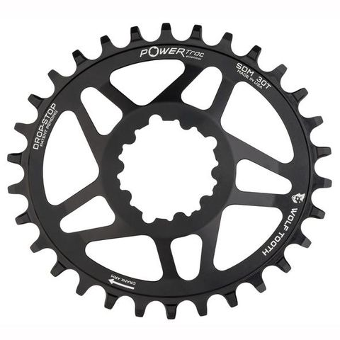 WOLF TOOTH ELLIPTICAL SRAM DIRECT MOUNT CHAINRINGS