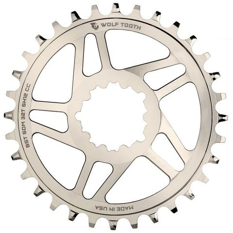 Wolf Tooth SRAM D/M Boost34t SH12 Nickel