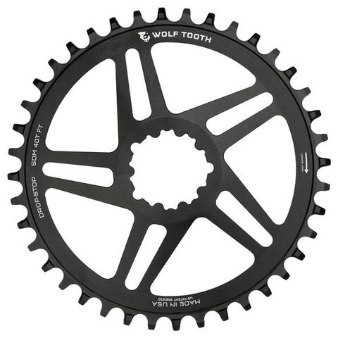 WOLF TOOTH SRAM DIRECT MOUNT FLAT TOP CHAINRINGS