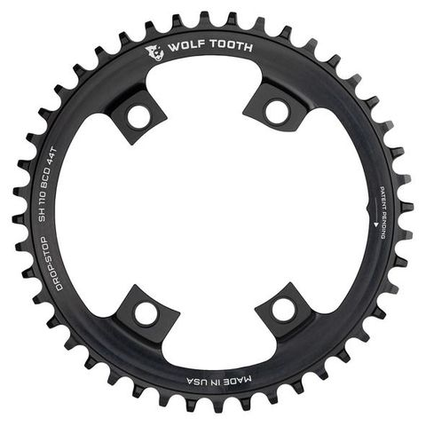 WOLF TOOTH 110 ASYMMETRIC 4-BOLT SHIMANO CHAINRINGS