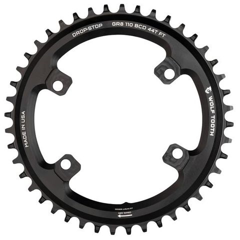 WOLF TOOTH 110 ASYMMETRIC 4-BOLT SHIMANO GRX CHAINRINGS