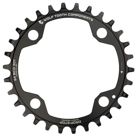 WOLF TOOTH 94 BCD 4-BOLT SRAM CHAINRINGS