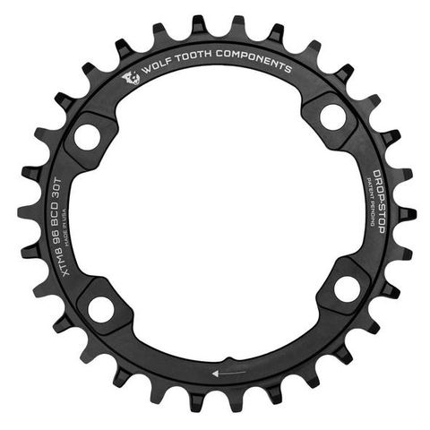 WOLF TOOTH 96 BCD SHIMANO XT M8000 CHAINRINGS