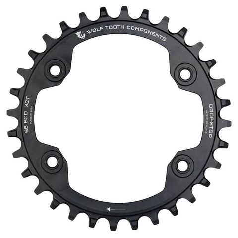WOLF TOOTH 96 BCD SHIMANO XTR M9000 CHAINRINGS