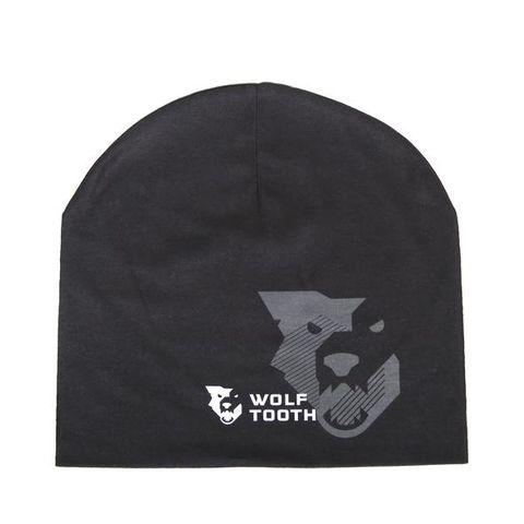 Wolf Tooth Logo Beanie