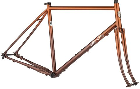 ALL CITY GORILLA MONSOON FRAMESET ROOT BEER KEG
