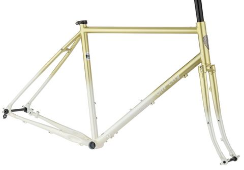 ALL CITY GORILLA MONSOON FRAMESET PINAPPLE SUNDAE