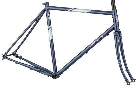 ALL CITY SPACEHORSE DISC FRAMESET NEPTUNE BLUE