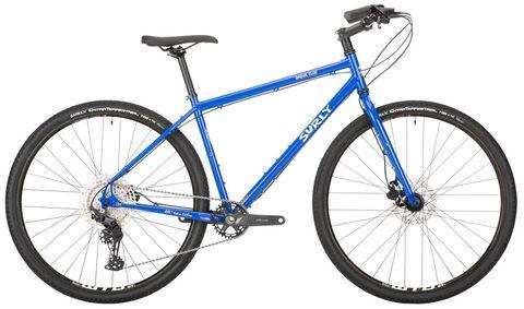 Surly Bridge Club 700 Bike SM Loo Azul